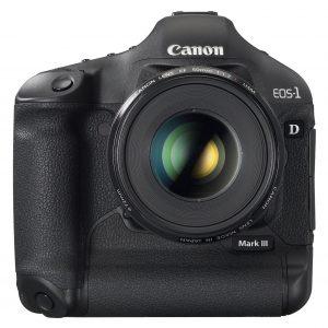 Canon 1D Mk3 Front